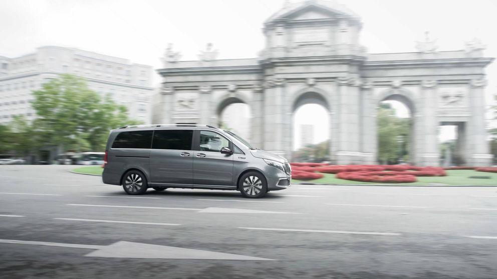 Mercedes EQV, la mejor opción para desplazar hasta 8 personas en ciudad