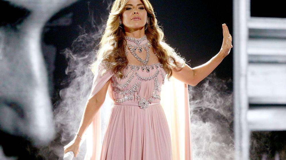 Foto: Gloria Trevi, en los Latin American Music Awards de 2018. (Getty)