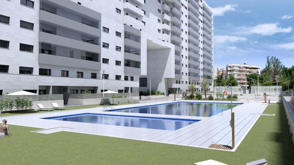 Los fondos oportunistas promueven cerca de 10.000 viviendas en España