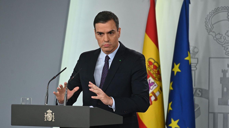 Sánchez planea eludir a la prensa también en fin de año escudándose en la investidura