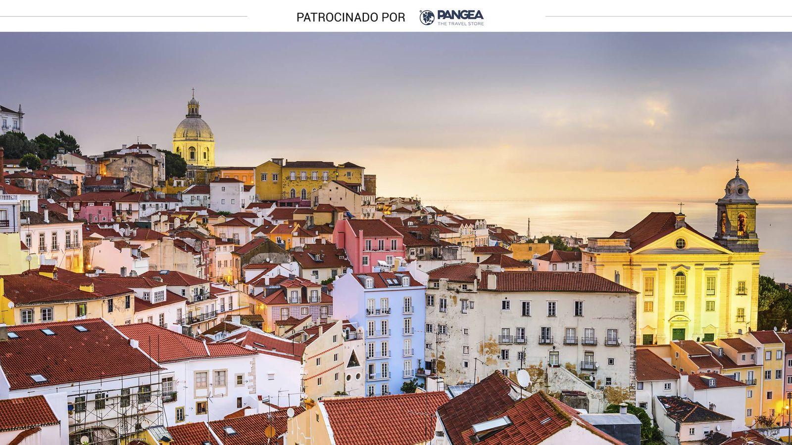 Foto: Así de bonita se ve la luz de Lisboa. (iStock)