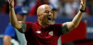 Post de El maquiavélico plan de Jorge Sampaoli para dejar el Sevilla