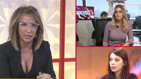 María Patiño, sin piedad contra Alejandra Rubio en 'Socialité': Cría y mentirosa
