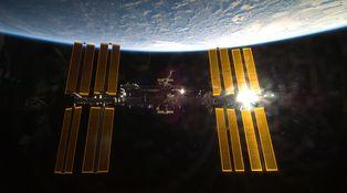 El plan para llevar los paneles solares al espacio