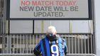 El coronavirus obliga a jugar a puerta cerrada un partido de Europa League
