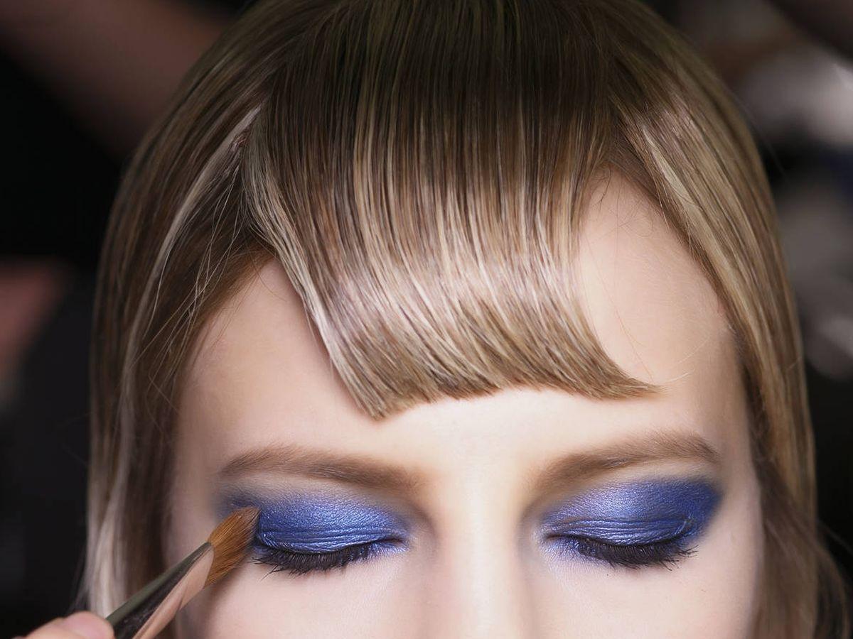 Foto: La sombra azul cobalto en todo su esplendor. (Imaxtree)
