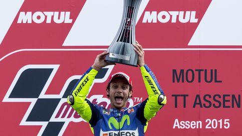 Valentino Rossi resiste la embestida de un renacido Márquez