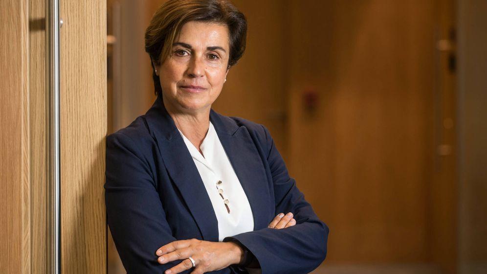Foto: Ángeles Santamaría, consejera delegada de Iberdrola España