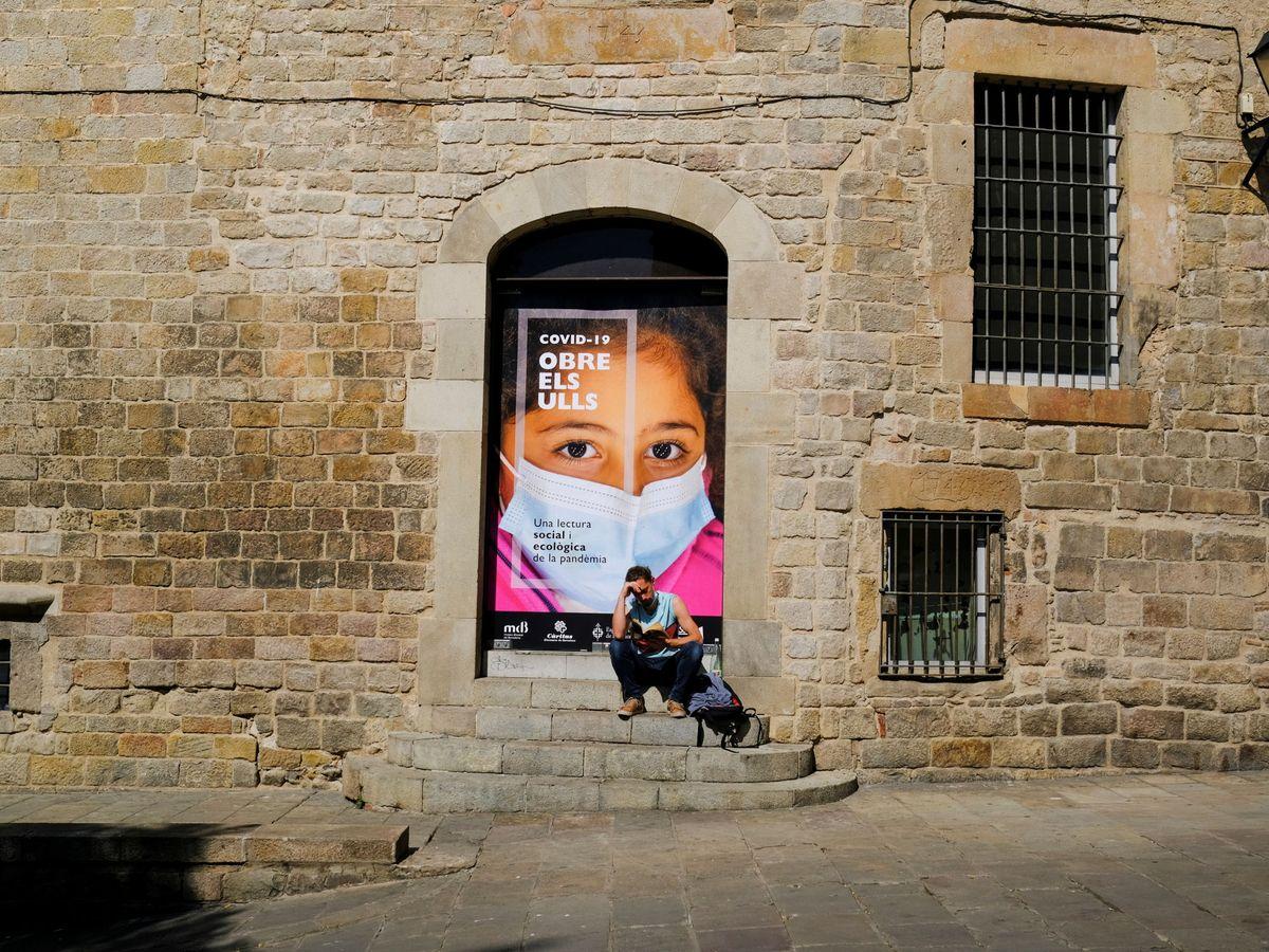 Foto: Una calle del casco histórico de Barcelona. (EFE)