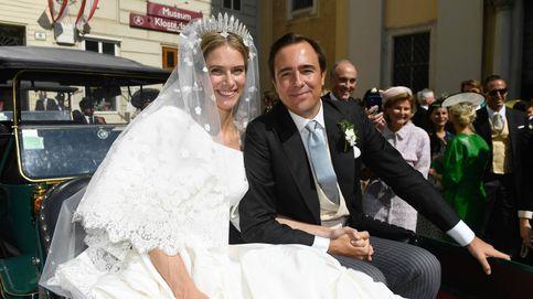 Las 8 novias reales de Valentino: de Anunciata de Liechtenstein a Máxima de Holanda