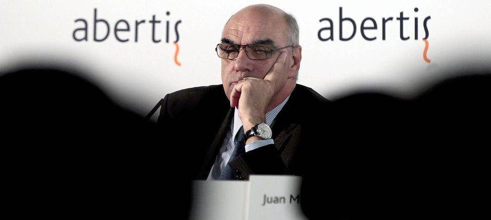 Foto: El presidente de Abertis, Salvador Alemany. (EFE)