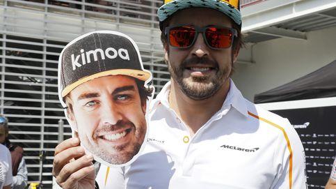 Alonso, en la recta final: Estoy cansado, aunque por fuera parezca que estoy bien