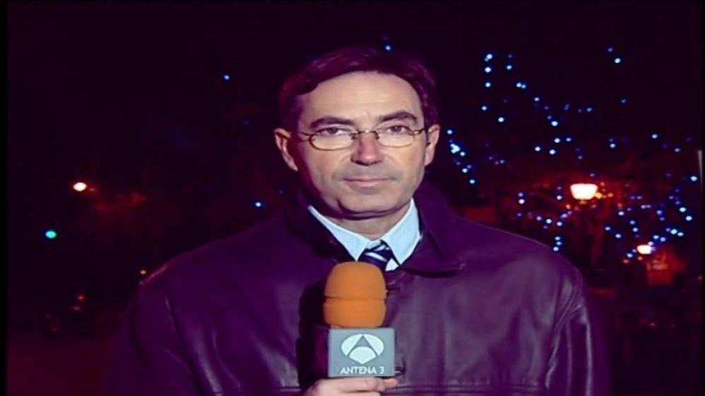Foto: Muere el periodista de Antena 3 Jesús Martín Tapias.