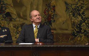 El Rey Juan Carlos recurre la demanda de paternidad
