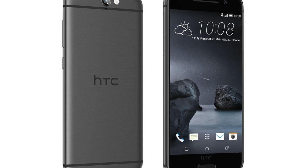 HTC presenta su nueva idea para sobrevivir: un clon del iPhone
