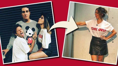 Dulceida, molesta con la camiseta ¿plagiada? que lleva Anabel Pantoja