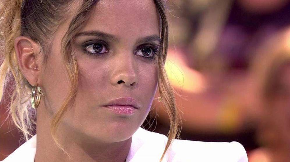 Foto: Gloria Camila en una imagen de 'Supervivientes'.