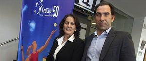 La RFET apoyará la candidatura Madrid 2020 en un acto con Conchita Martínez y Corretja