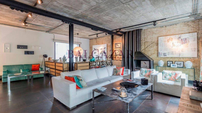 La casa de El Viso donde vivió Bimba Bosé a la venta por 2,5 millones de euros.