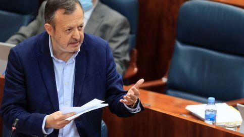 Dimite el consejero de Políticas Sociales de Madrid, Alberto Reyero
