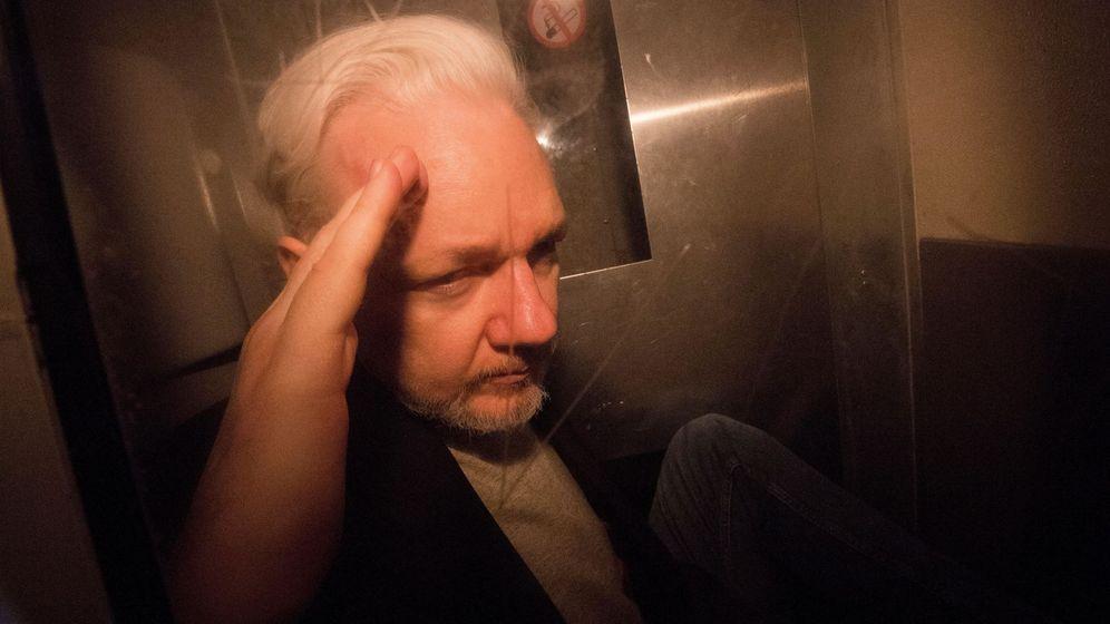 Foto: La Fiscalía de Suecia reabre el caso por violación contra Julian Assange. (EFE)