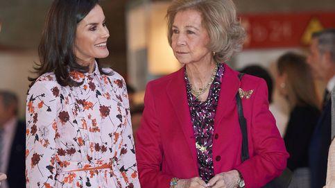 El 'dardo' de doña Letizia a doña Sofía y la defensa de Carlota Corredera hacia Rocío