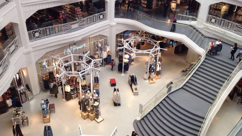 Las ventas de la cadena textil crecieron un 16% en 2015. (Foto: Marina Valero)
