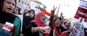 Tahrir, territorio comanche para las mujeres