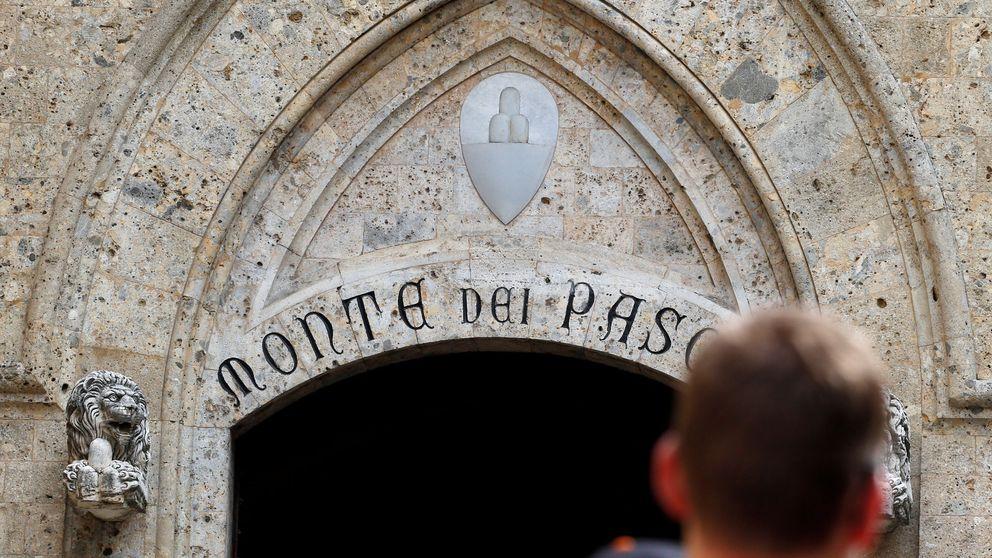 La rescatada Monte dei Paschi recortará 5.500 empleos y cerrará 600 filiales