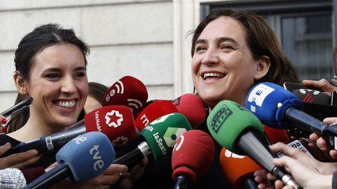 Iglesias: Sería bonito: la presidenta de España, Montero, y la de Cataluña, Colau