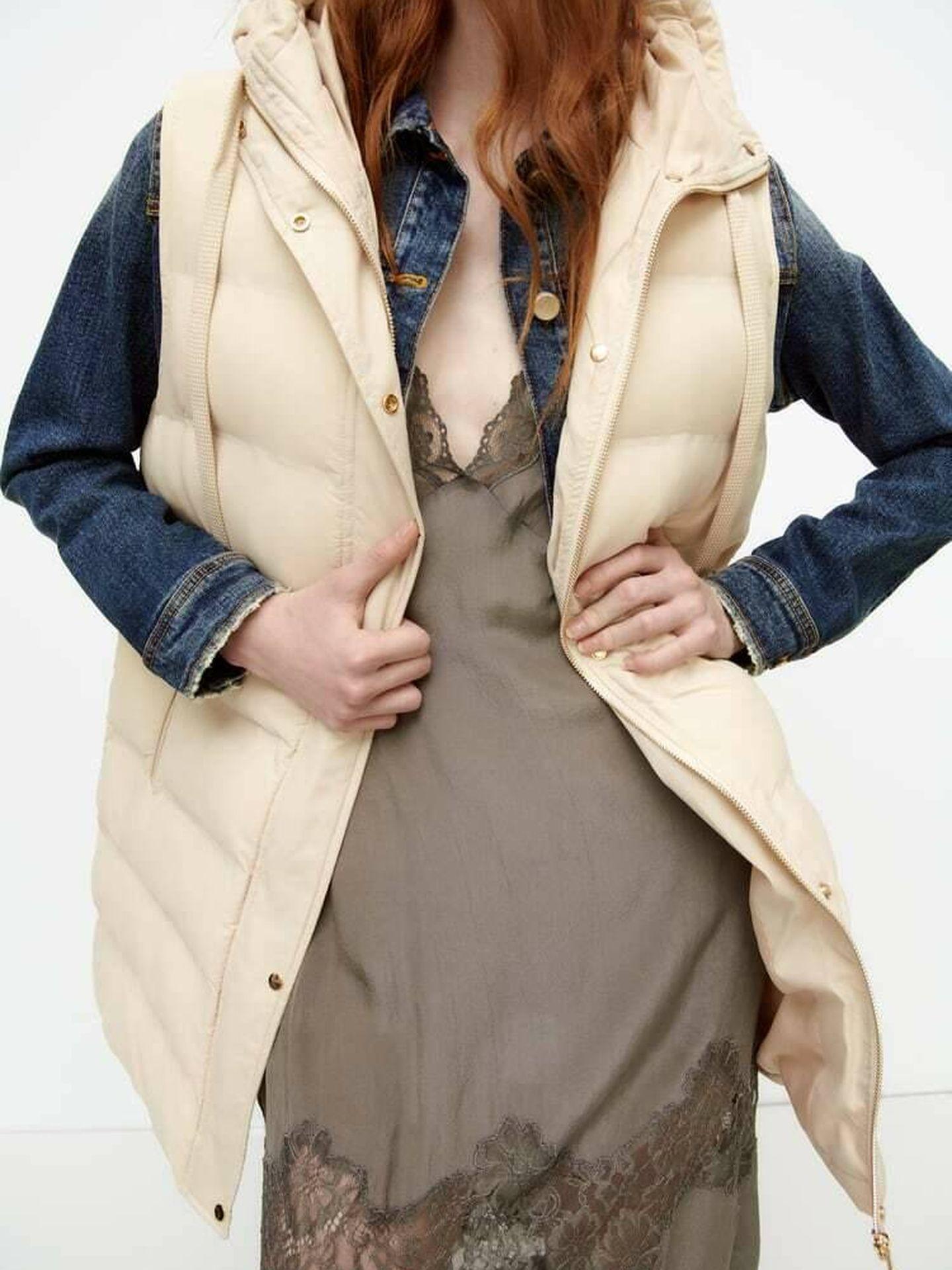 Así es el nuevo look de Zara para acertar este otoño. (Cortesía)