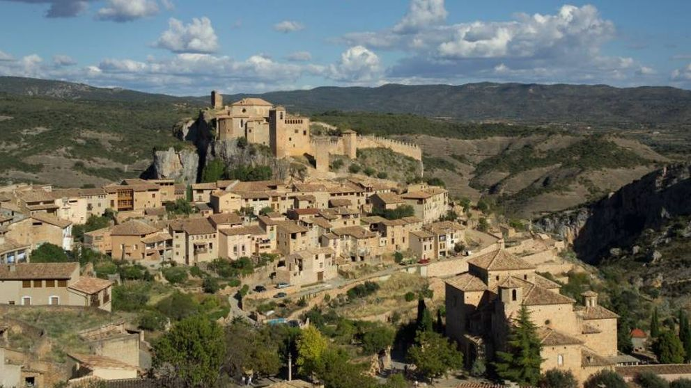 Alquézar, el pueblo de Huesca perfecto para los amantes de la naturaleza y el senderismo
