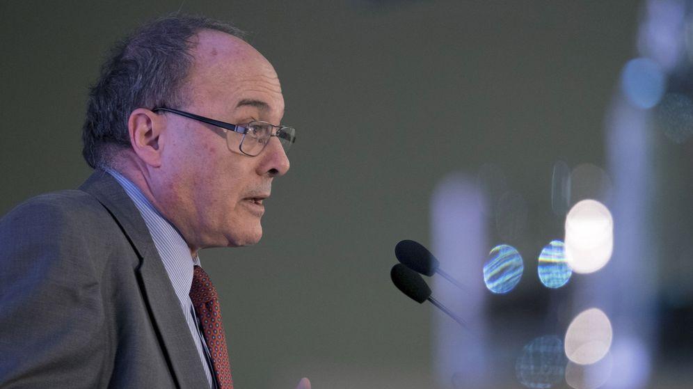 Foto: El gobernador del Banco de España, Luis María Linde. (EFE)