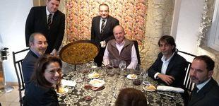Post de Don Juan Carlos retoma su 'agenda gourmet' junto a la infanta Margarita