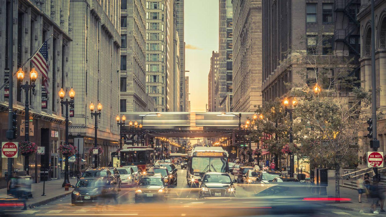 Chicago, una ciudad con tres millones de multados. (iStock)