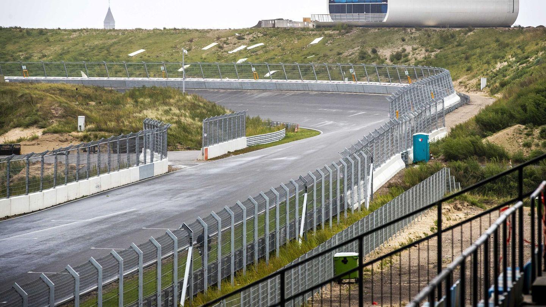 Zandvoort ha experimentado una total renovación incorporando una espectacular curva peraltada.
