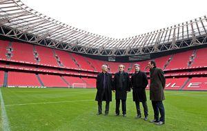 San Mamés y La Peineta pujan por ser sedes de la Eurocopa 2020