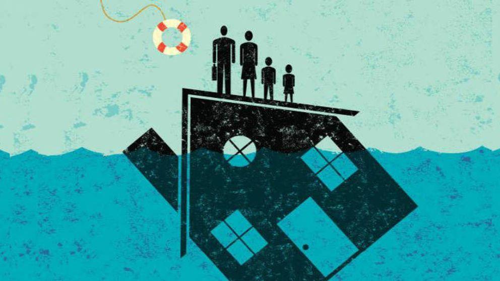 El virus congela la vivienda: la inversión sufre la mayor caída trimestral de la serie histórica