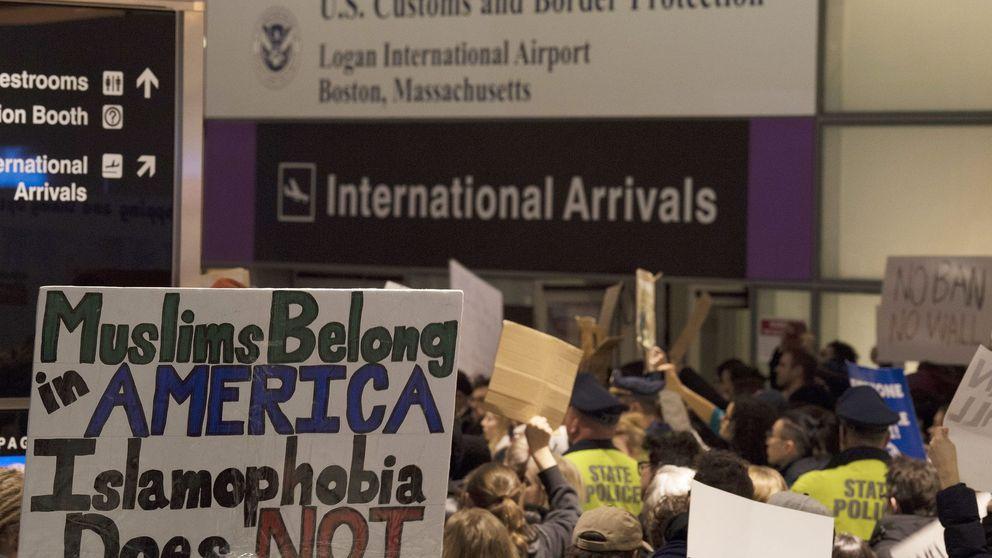 La Justicia de EEUU paraliza  las deportaciones por el veto de Trump