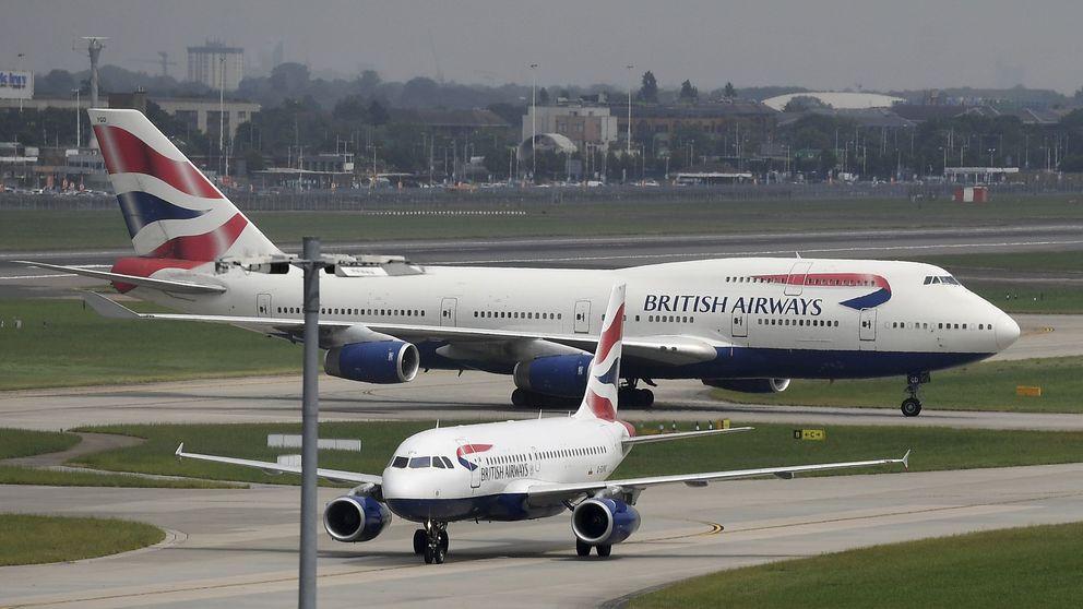 IAG se hunde en Londres mientras rebota en España tras el caos de BA