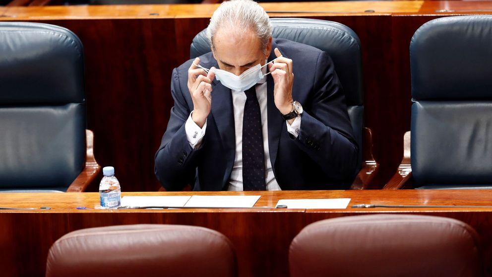 El PSOE de Madrid pide a Ayuso el cese de su consejero de Sanidad