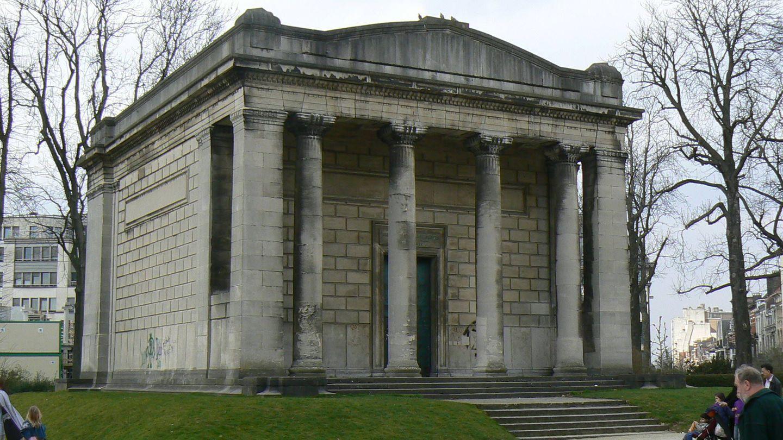 El Templo de las Pasiones Humanas, hace unos años. (Rogergoos/Wikipedia)