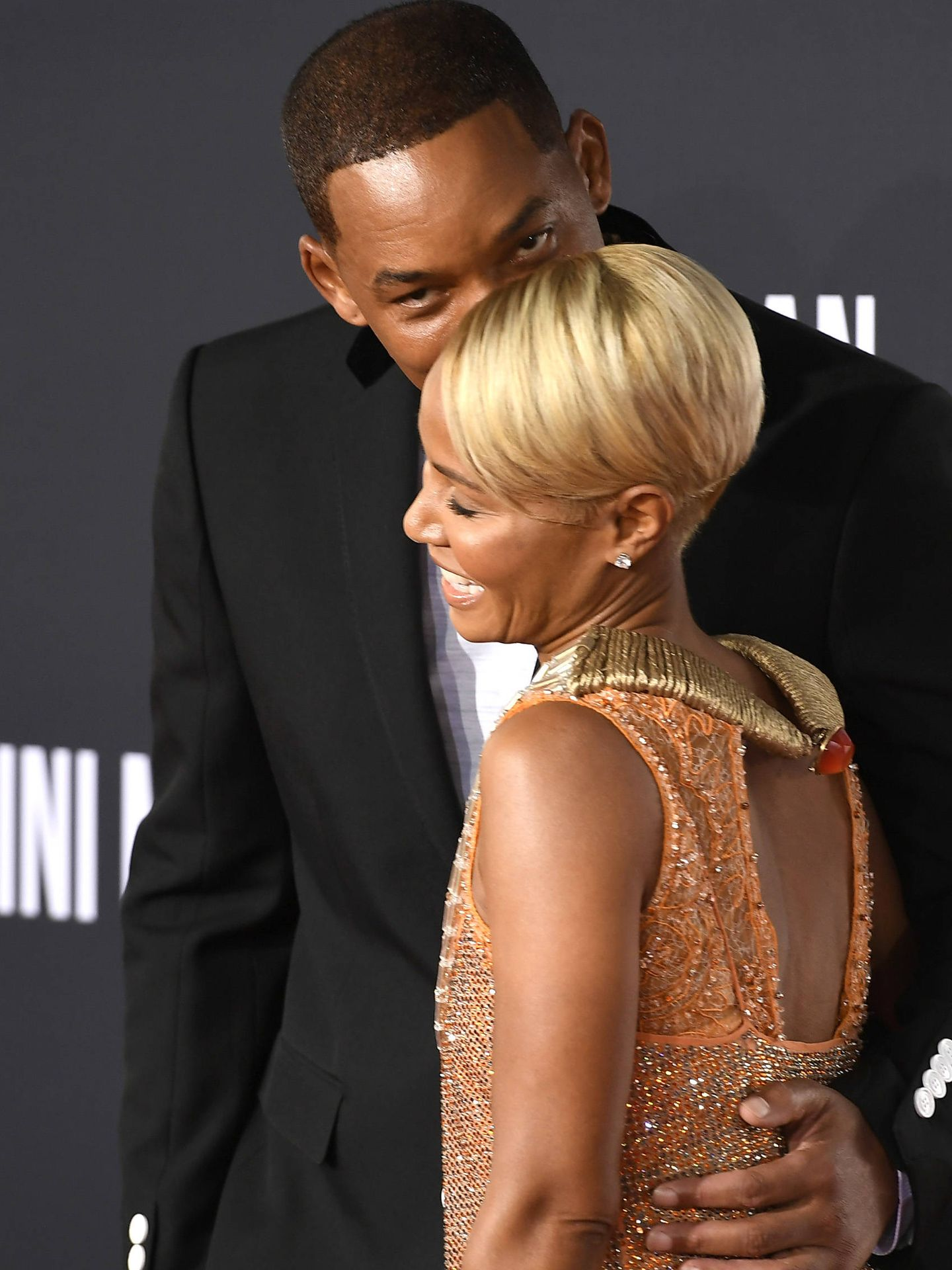 La pareja de actores, en una imagen reciente. (Getty)