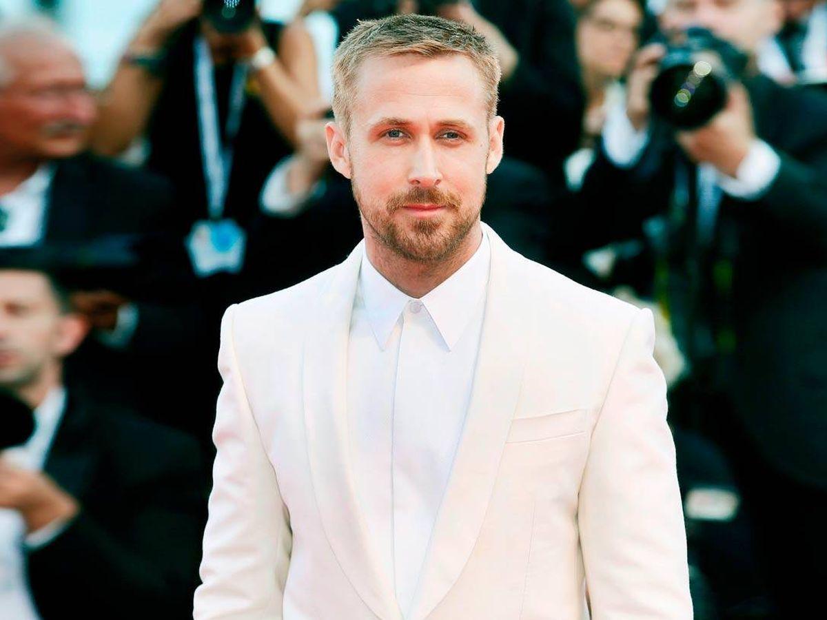 Foto: Ryan Gosling, icono de la alfombra roja. (Getty)