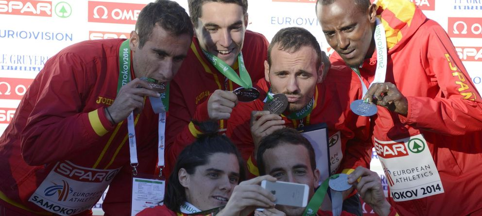 Bezabeh se alza con el bronce y España firma una gran actuación en el Europeo