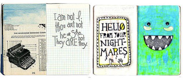 Foto: Tu cuaderno de bocetos puede pasar a la Historia del Arte