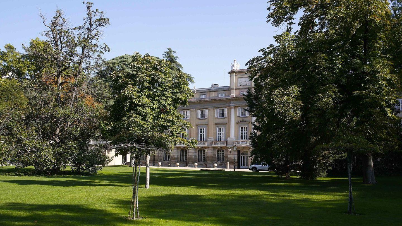 El palacio de Liria, restaurado por el abuelo de María. (EFE)