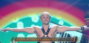 Post de Telecinco homosexualiza y ridiculiza a Putin en 'Me lo dices o me lo cantas'