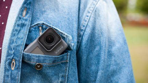 Así es la nueva GoPro 'low cost'