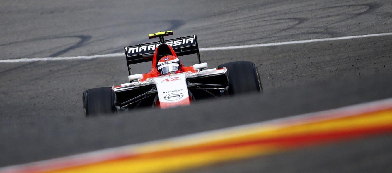 Foto: El último gran premio de Marussia fue el de Estados Unidos (Reuters)